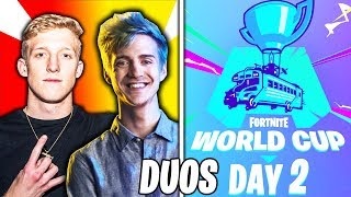 🔴LIVE: Fortnite World Cup Finals - WEEK 1 (QUALIFIERS) FT. Tfue, Ninja, Nick Eh 30