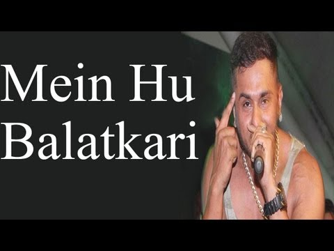 Reaction On Honey Singh Song - Mein Hu Balatkari - Khari Baat...