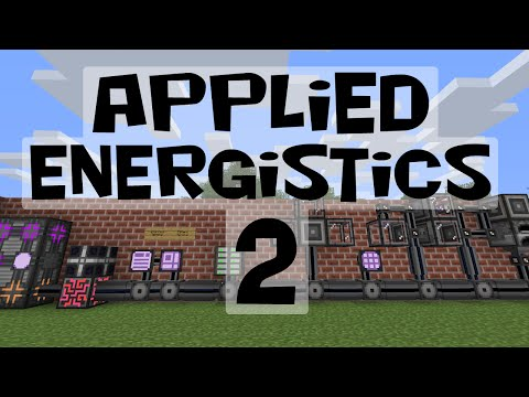 Applied Energistics 2 Tutorial: Auto-Crafting / Crafting Networks (MC 1.7.10)