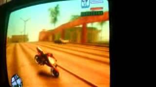 La moto mas rara de gta san andreas ps2