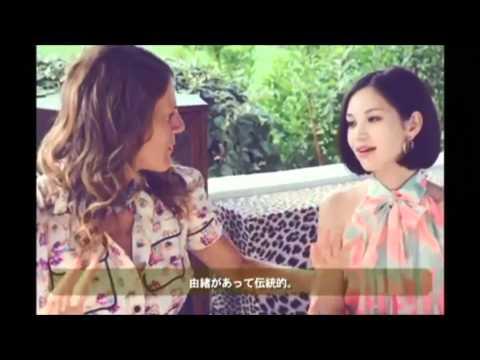 Kiko Mizuhara speaking English compilation