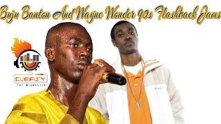 Download Lagu Buju Banton And Wayne Wonder 90s Flashback Jam Mix by djeasy Gratis STAFABAND