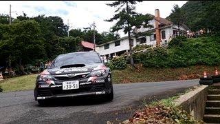 2013年 全日本ラリー選手権 第6戦 丹後半島