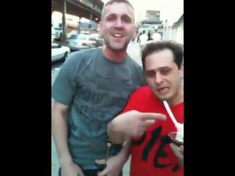 KID JOE & NECRO FAN ON 86TH STREET BENSONHURST BROOKLYN #15 - DIE! MAY 18TH