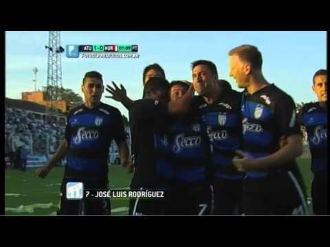 Gol de Rodríguez