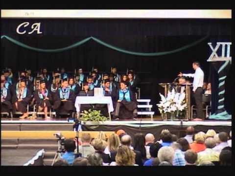 Campion Academy Graduation 2013