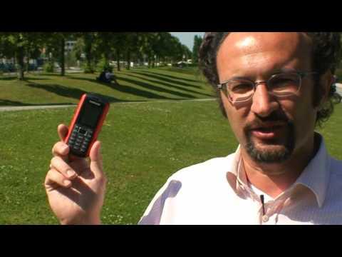 ZDNet.de - Samsung B2100 X-treme Edition im Test - Outdoorhandy, wasserdicht und sturzsicher