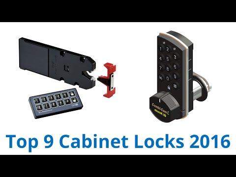 9 Best Cabinet Locks 2016