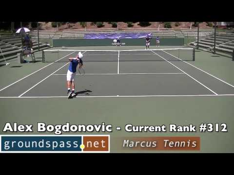 See the full report, and subscribe for FREE at GroundsPass.net now! Marcus Tennis reporting on the 2012 Claremont Futures USTA Pro Circuit tennis event in Cl...