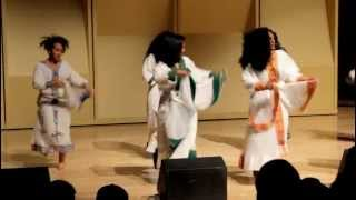 Ethiopia dance Afro-Caribbean Night
