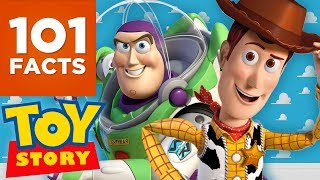 101 Facts About Toy Story