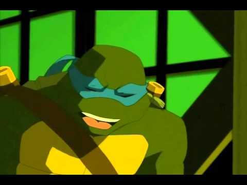 Teenage mutant ninja turtles leonardo vs splinter leo is christian