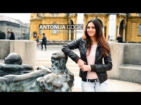 Miss Croatia 2014. Antonija Gogic - Intro