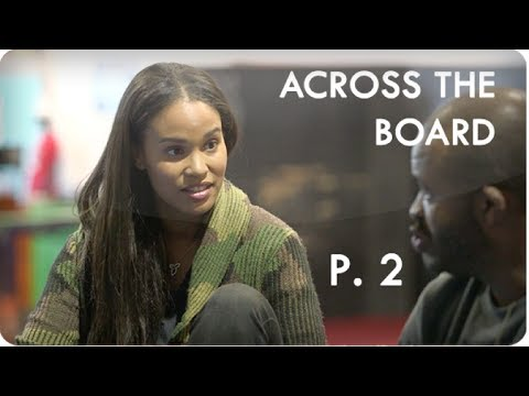 Sal Masekela & Joy Bryant: Foam Pit Party| Across the Board™ Ep. 12 Part 2/4 | Reserve Channel