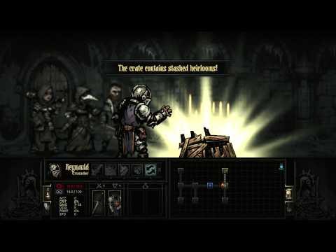 Test Chamber - Darkest Dungeon