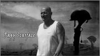 Papy Scarface :call of duty  ( music (Avenged Sevenfold )