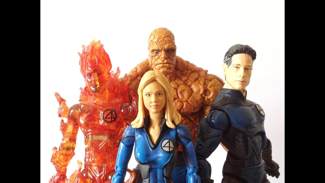 Fantastic Four The Thing Toy Toy Biz Fantastic Four mr