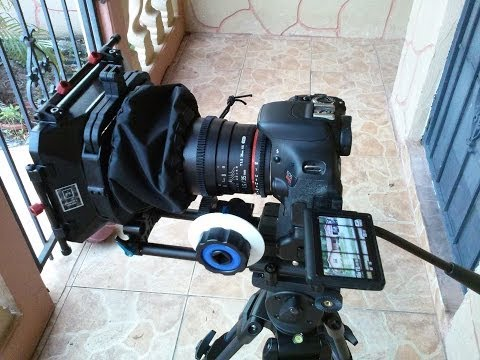 Samyang (Rokinon) 35mm T1.5 AS UMC VDSLR Cine Lens  Test Footage with the Canon T3i