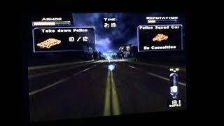Batman Begins PS2- Saving Rachel- Batmobile