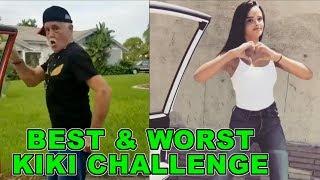 KiKi Challenge Best & Worst | Fails 2