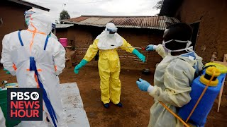 Despite outbreak, Ebola treatment and vaccine represent 'resounding scientific success'