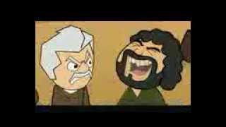 Download Thakur character of -Hindi bollywood movie Sholay -Funny animated clip-Sanjeev kumar and Gabbar 3Gp Mp4