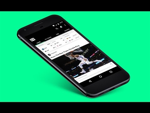 Bleacher Report: sports news, scores, & highlights APK Cover