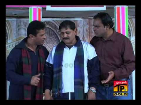 New Stage Drama - RANGEELY - Saraiki Drama 2015 - Part 1