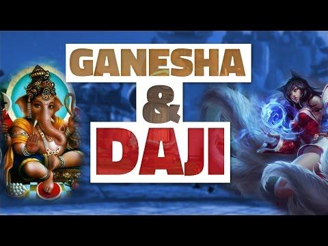 SMITE: NEW GODS Ganesha & Daji | All Available Info (Ganesha Abilities)