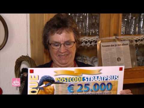 Postcode Loterij   PostcodeStraatprijs 23 okt   Son & Breugel