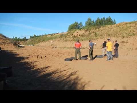 2013-08-25 Ижевск Карабин Дуэль за 3 место Тюрин - Утробин