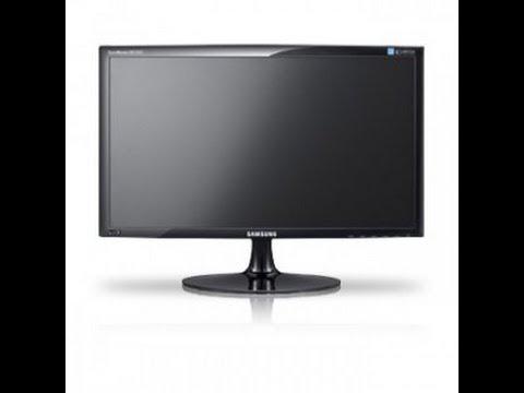 COMO REPARAR  MONITOR LCD SAMSUNG