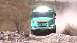 IVECO IS READY FOR ANYTHING - Stage 2 & 3 Dakar 2015