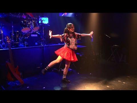 久遠あいり『ルカルカ★ナイトフィーバー/実谷なな』『Marine Dreamin'/鹿乃』ダンス@イオン米子駅前店3階ライブハウスBexx【Bexx Music Monster】20150718
