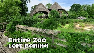 Exploring Detroit's Abandoned Zoo