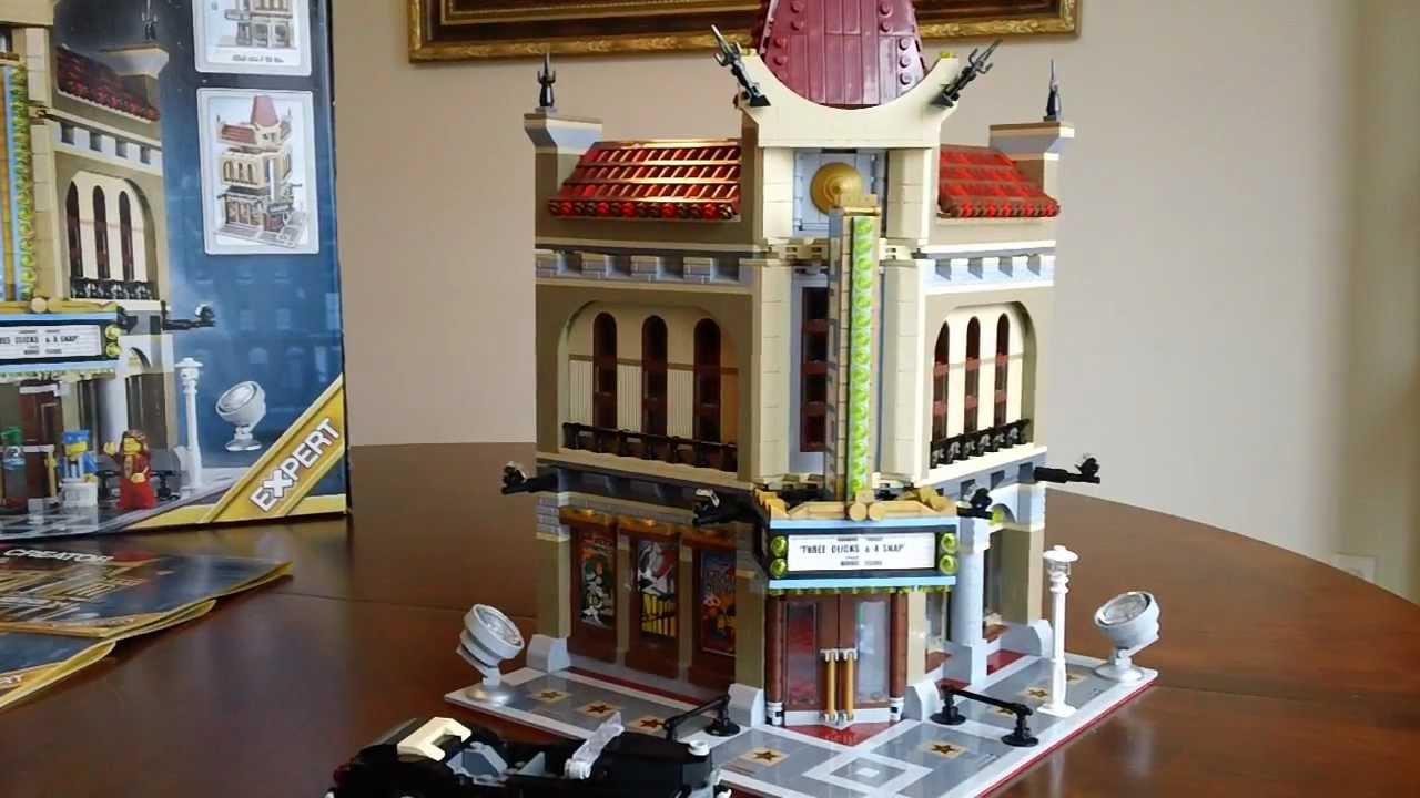 Конструктор Lego Creator Экспресс Blue 31054