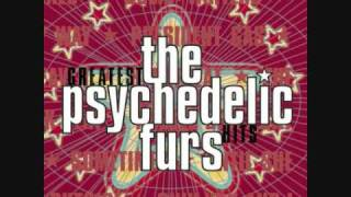 Watch Psychedelic Furs Sometimes video