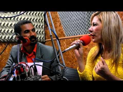 Cléo Silveira - Programa conexão em cristo com Sidinho Boto na Super Radio Tupi Rio Bonito