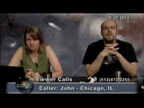 Another Damn Argument from Ignorance - The Atheist Experience #762