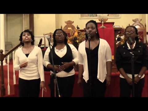 Minister Darryl Cherry &amp; Fortified - Sweet Hour of Prayer - (Music Version)