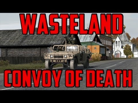 Arma 2 Wasteland - Convoy Of Death video