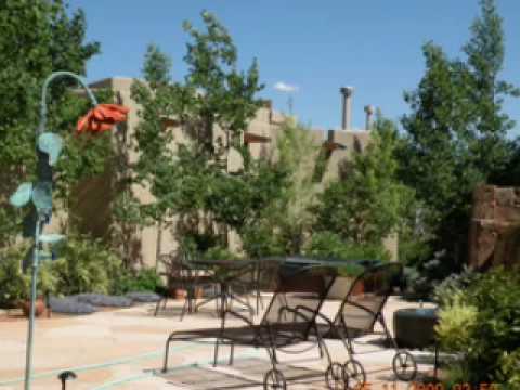 Scotts Irrigation Patios, Carports and Portals Portolio - Landscaping Santa Fe NM