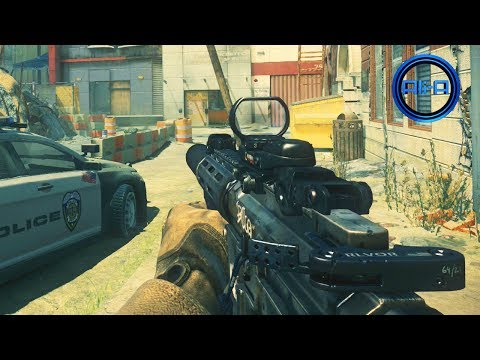 PS4 GAMEPLAY - Call of Duty: Ghost K.E.M. STRIKE! - 25 killstreak! - (Playstation 4 1080p HD Sony)