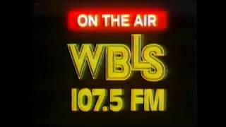 107.5 WBLS FM DISCO COMMERCIAL (1979)