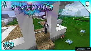 Mi primer furniture en Survival 😱 / Sobrevivir en Survivalcraft 2 2.0.2 Gameplay - Temporada 3 / #9