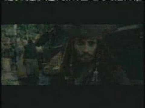 Pirates of the Caribbean: At World's End Trailer 3
