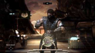Mortal kombat xl test your might platinum symbol
