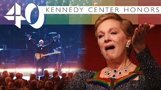 Celebrating 40 Years Of The Kennedy Center Honors