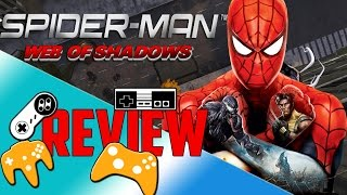 Review: Spider-Man Web of Shadows - (Xbox 360) [HD]