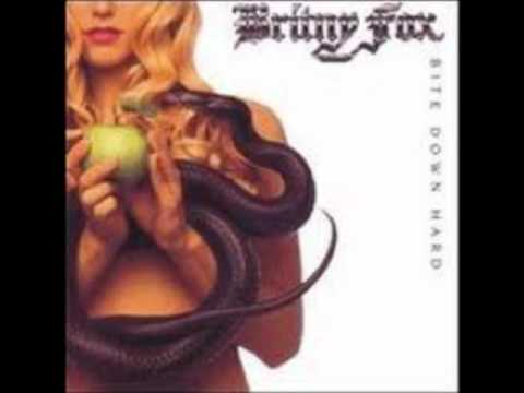 Britny Fox - Over And Out